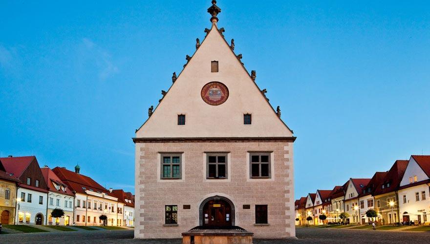 UNESCO Bardejov City Hall