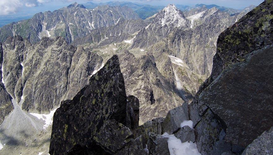 Gerlachovsky Peak View