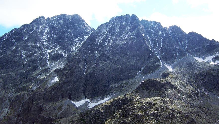 Gerlachovsky Ridge
