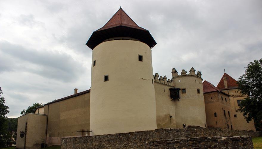 Kezmarsky Castle