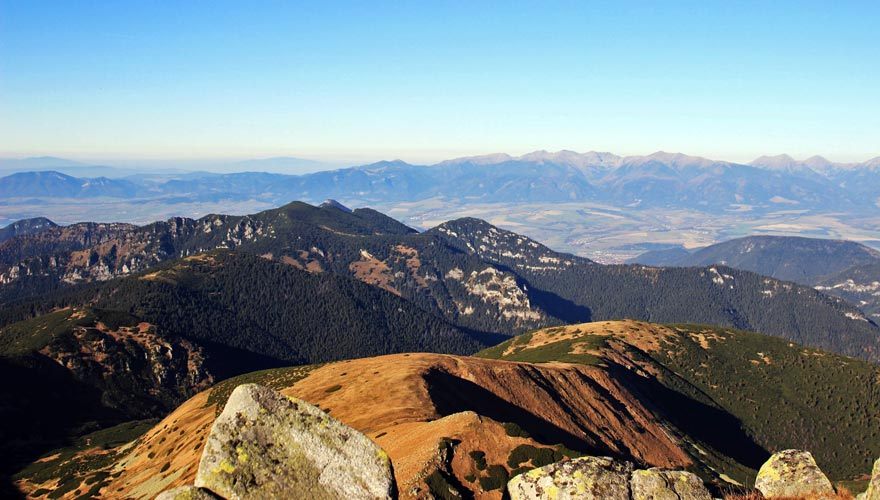 Low Tatras Slovakia