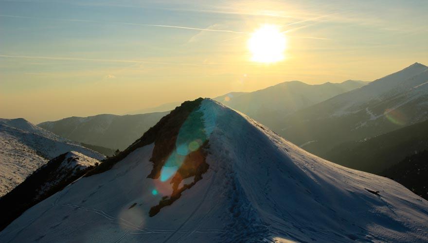 Low Tatras Winter