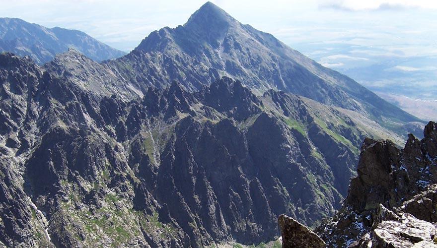 Slavkovsky Peak