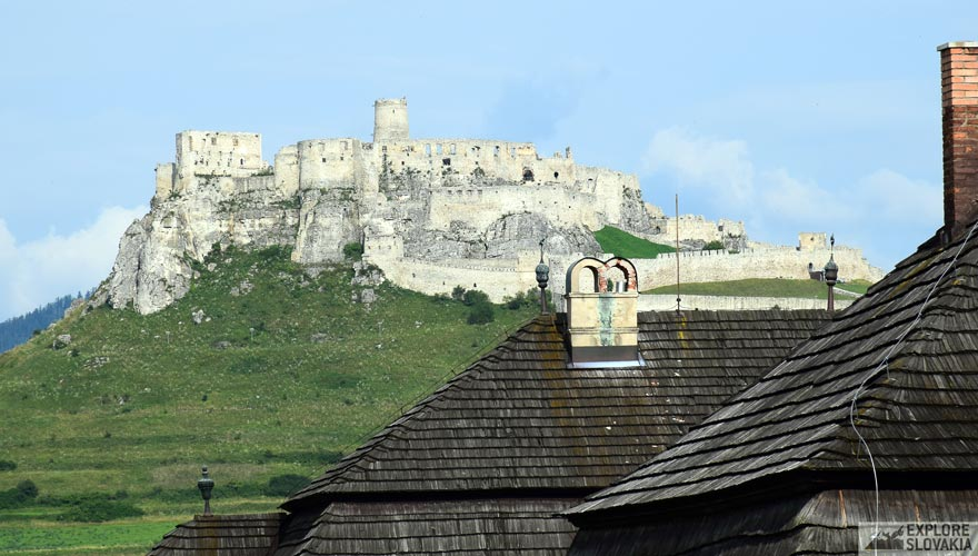 UNESCO Spis Castle & Levoca Tour
