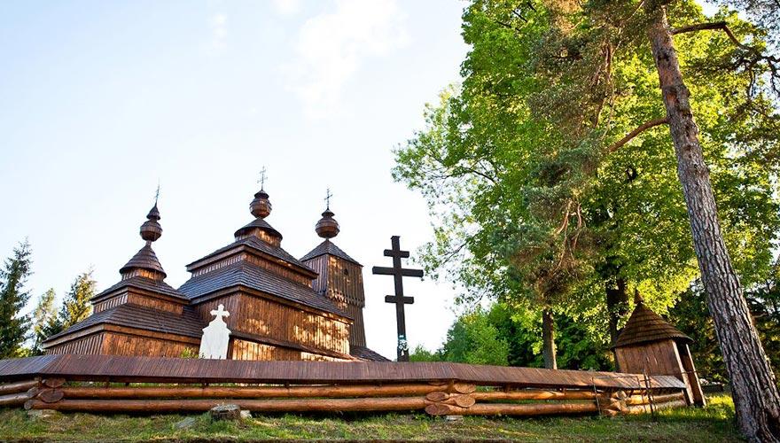 UNESCO Wooden Churches Tour